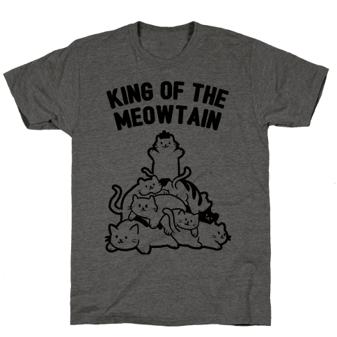 King of the Meowtain