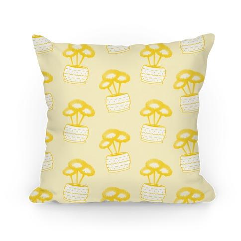 Yellow Daisy Pattern