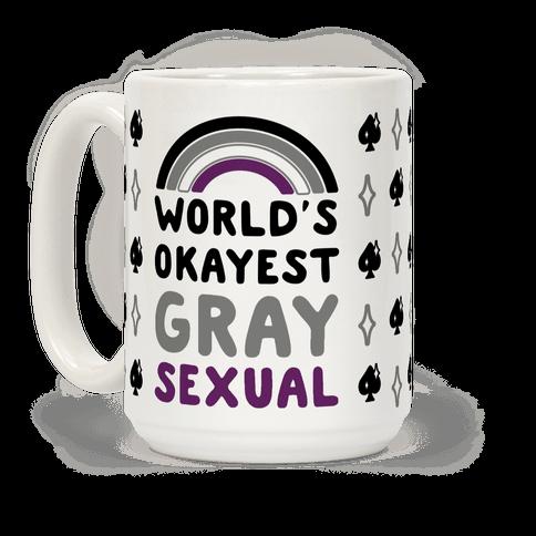 World's Okayest Graysexual