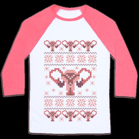 Uterus Sweater Pattern