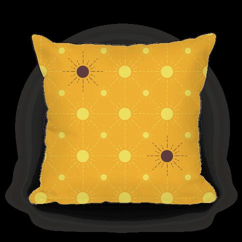 Sunshine Diamond Orange Pattern