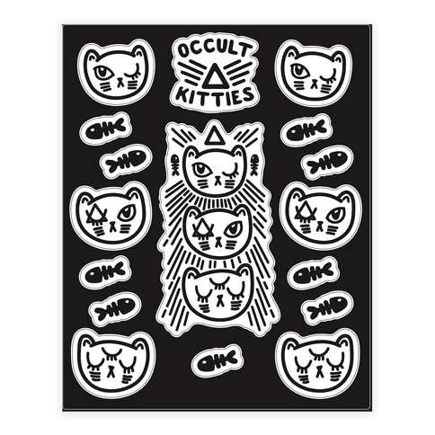 Occult Kitties
