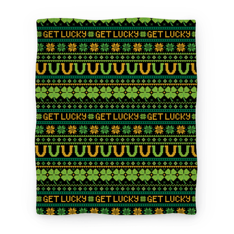 St. Patrick's Day Ugly Sweater Pattern