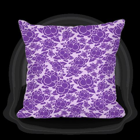 Purple Rose Pattern