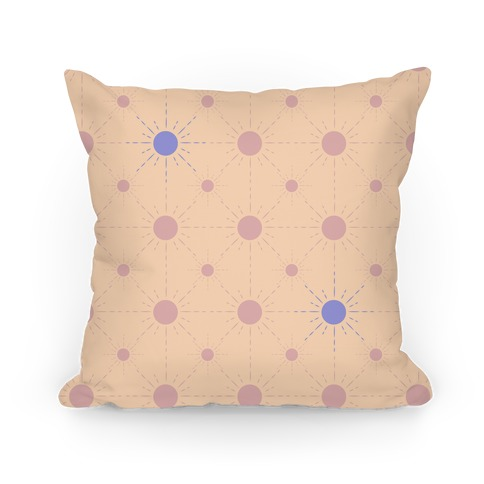 Sunshine Diamond Peach Pattern
