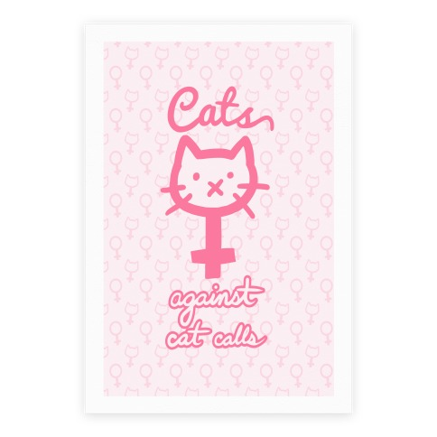 Cats Against Cat Calls