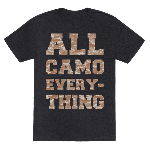 All Camo Everything