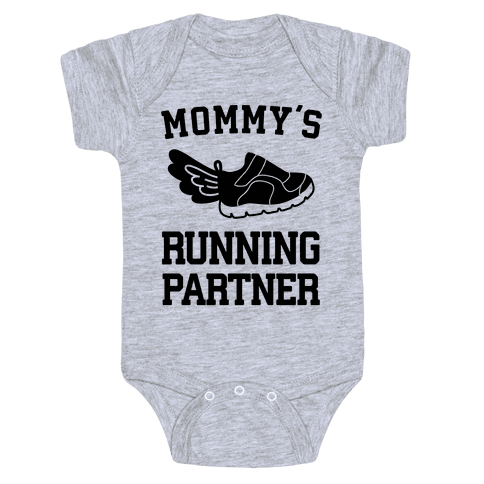 Mommy's Running Partner
