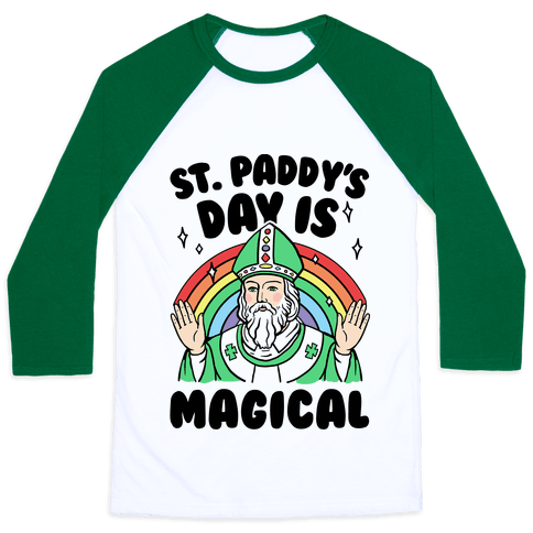 St. Paddy's Day Is Magical