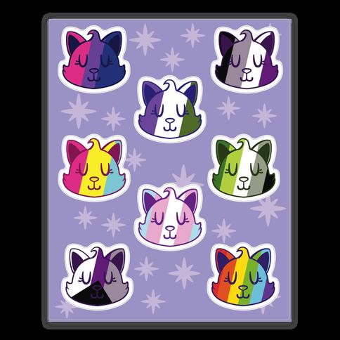 LGBTQ Cat