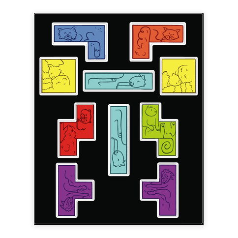 Tetris Cats