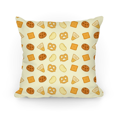 Snacks Pattern
