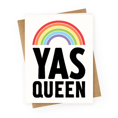 Yas Queen Rainbow Pride