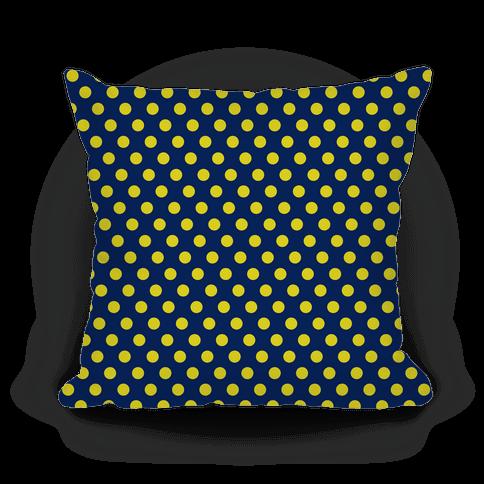 Ravenclaw Polka Dot Pattern