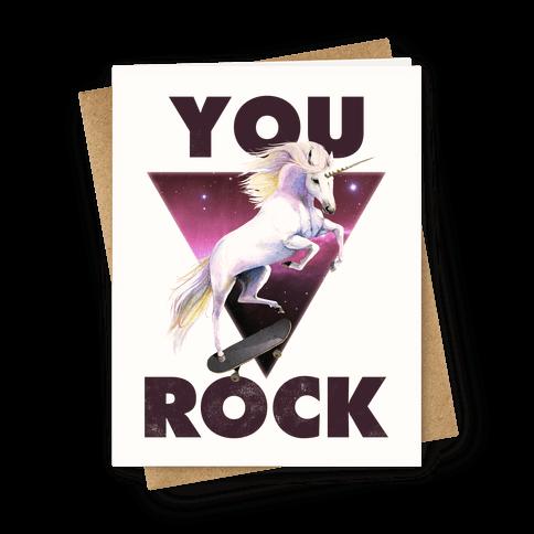 You Rock Unicorn