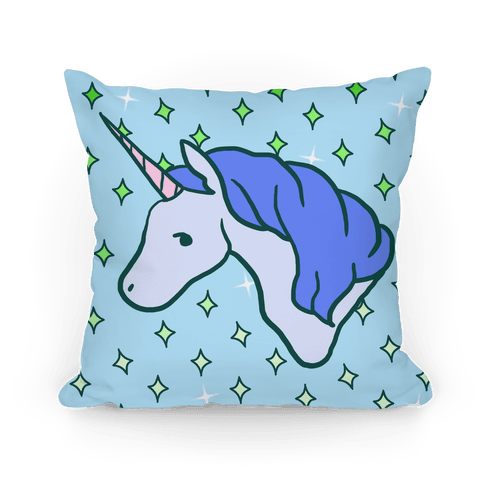 Magical Unicorn (Blue)