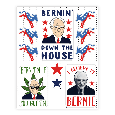 Bernin' Down the House
