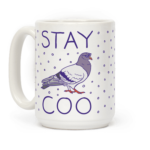 Stay Coo Pigeon