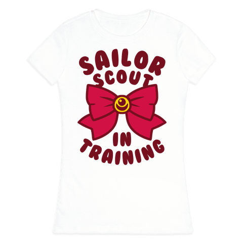 Sailor Scout In Training
