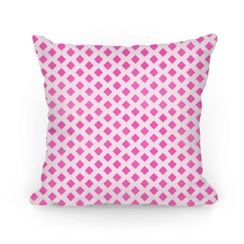 Pink Diamond Pattern