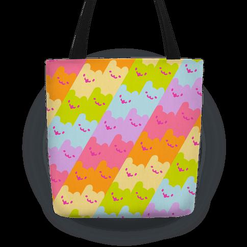 Pastel Rainbow Cats