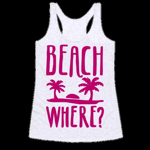 Beach Where?