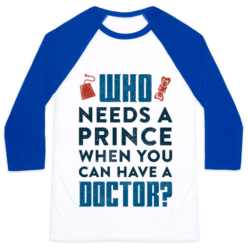 Who Needs a Prince When You Can Have a Doctor?