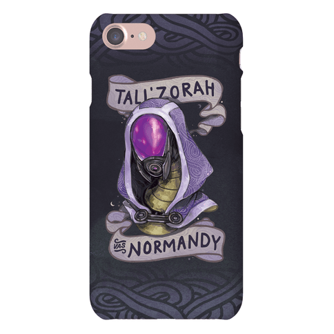 Tali'Zora Vas Normandy