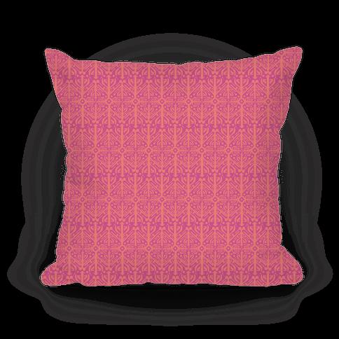 Pink Medieval Pattern