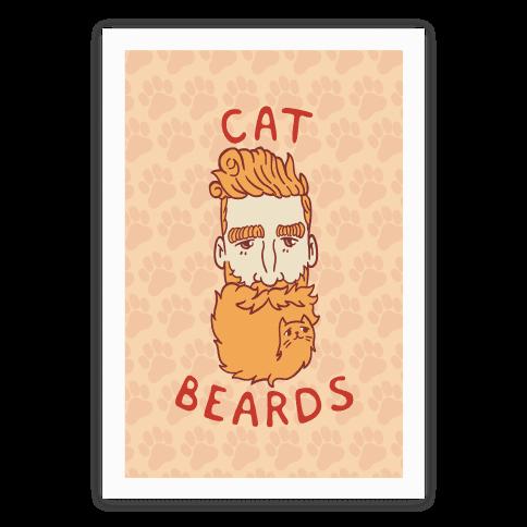 Ginger Cat Beards