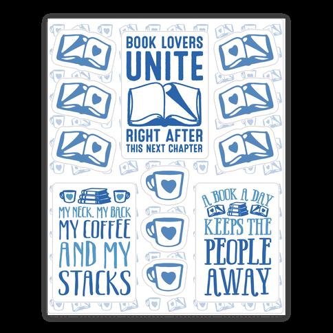 Book Lovers Unite