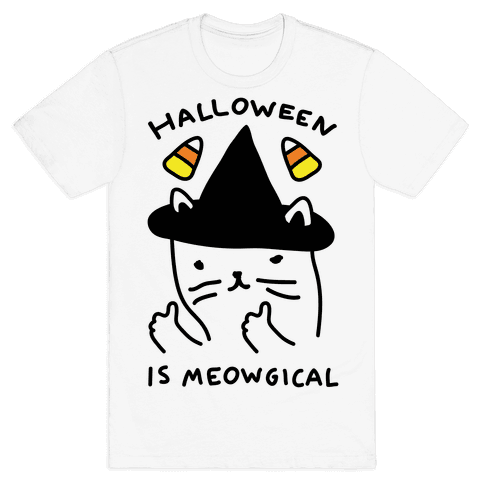 Halloween Is Meowgical