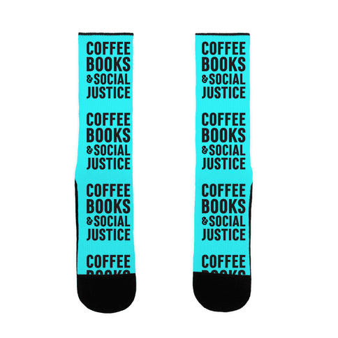 Coffee Books & Social Justice