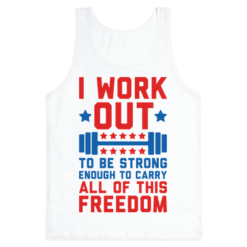 Carry All Of This Freedom