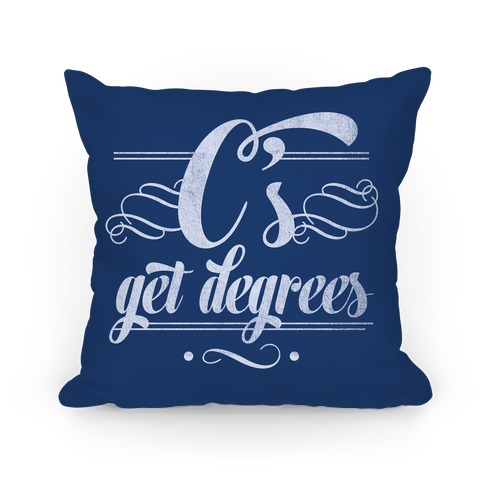 C's Get Degrees (Blue)