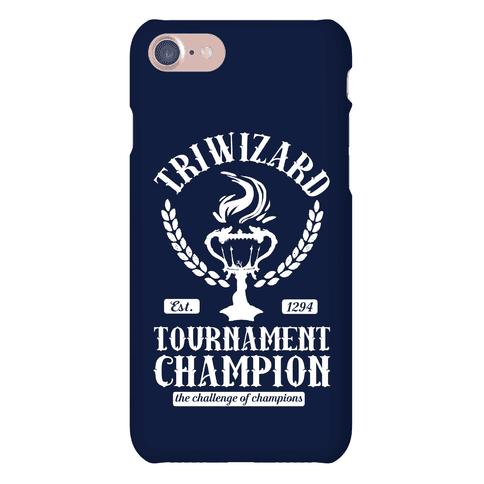 Triwizard Tournament Champion