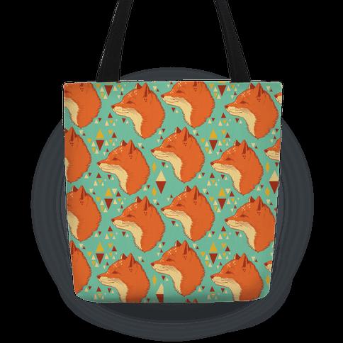 Spirit Fox Pattern