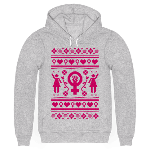 Girl Power Ugly Sweater