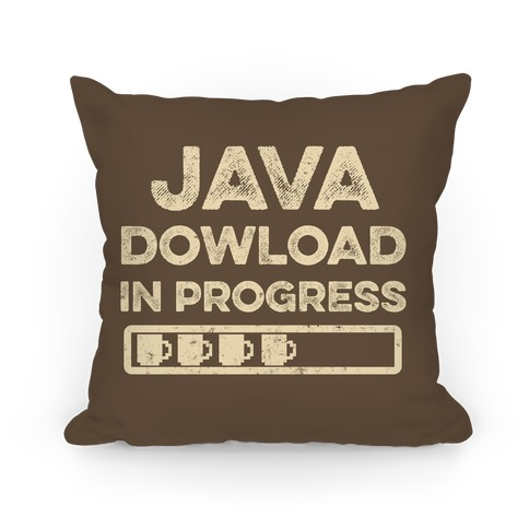 Java Download In Progress