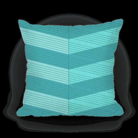 Stripes on Stripes Pattern (Blue)