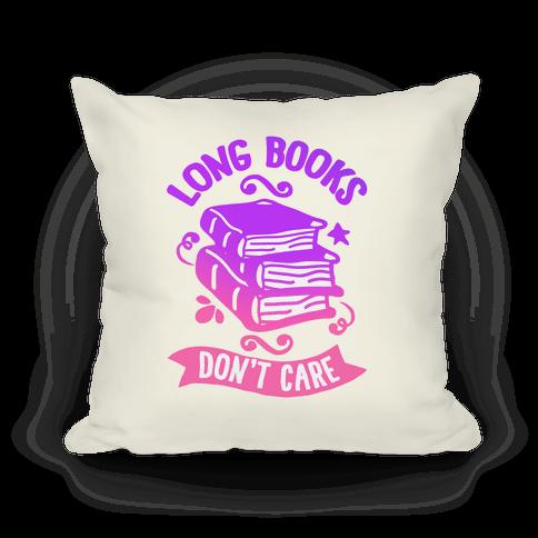 Long Books Don't Care