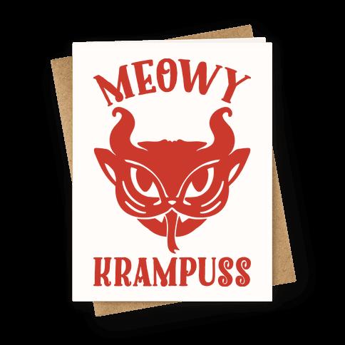 Meowy Krampuss