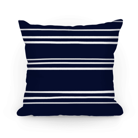 Navy Stripe Pattern