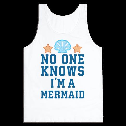 No One Knows I'm A Mermaid