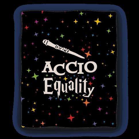 Accio Equality!