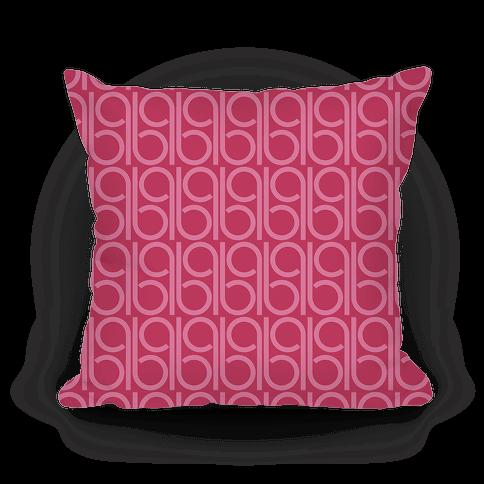 Pink Retro Pattern