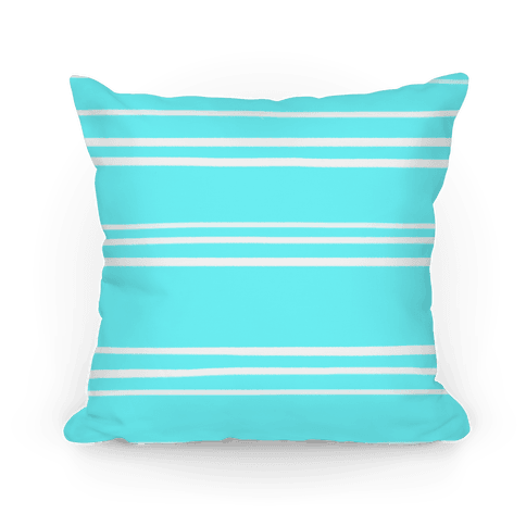 Teal Stripe Pattern