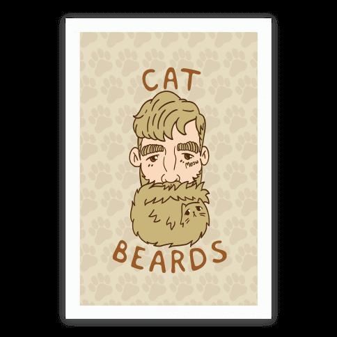 Blonde Cat Beards