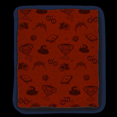Horcrux Pattern (Gryffindor Colors)