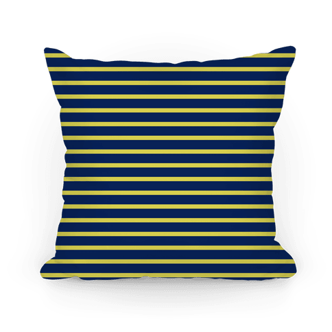 Ravenclaw House Stripe Pattern